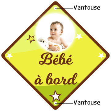 Bébé à bord, la mode met le turbo !