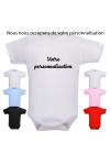 body bébé personnalisé par maquettiste