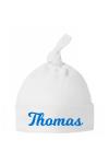 bonnet de naissance personnalisé pour garçon