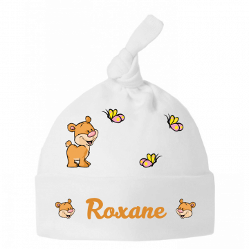 Chapeau de bébé, à la poursuite des abeilles !