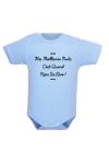 Body humoristique pour un bébé et son papa