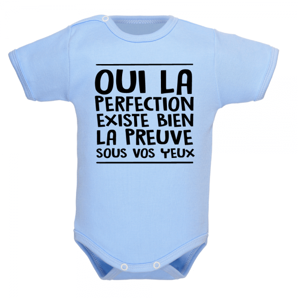 Body pour un bébé parfait
