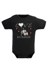 body bébé love maman