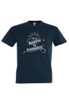 T-shirt pour papa, un slogan rigolo pour souligner le courage des parents !