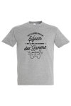 T-shirt à textes : papa est le meilleur gamer !