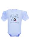 Un vêtement de naissance top mode pour maman d'amour !