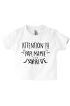 Un tee-shirt rien que pour mamie et papy