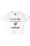 Tee-shirt une préférence pour maman ? les gouts ne se discutent pas !