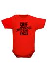 Un vêtement de naissance parfait pour bébé sûr de lui !