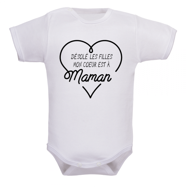 body naissance mon coeur pour maman