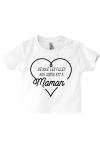 Un tee-shirt en plein dans le cœur de maman !
