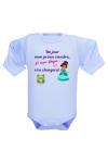 Un vêtement de naissance très girly pour petites princesses à papa !