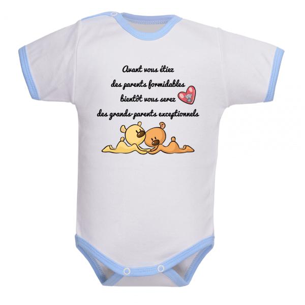 Body bébé je demande à mamie !!!