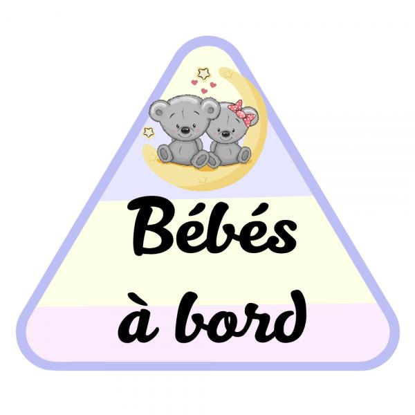 Le choix du roi pour un bébé à bord très original !