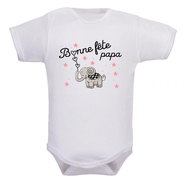 """Body """"bonne fête papa"""" le cadeau idéal"""