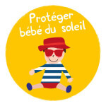 proteger bébé soleil