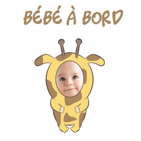 sticker-bebe-a-bord-photo-decor-girafe