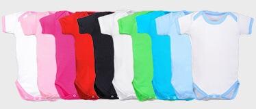 Vêtements de naissance : 10 coloris au choix